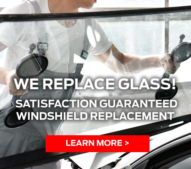Cavalcade Ford - Uniban Glass Repair