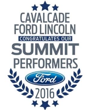 Cavalcade Ford - 2016 Summit Performer