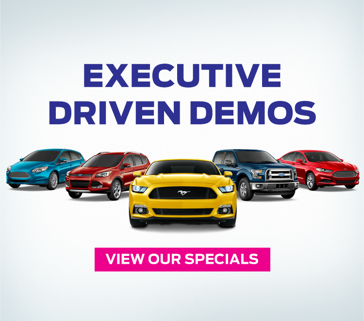Cavalcade Ford - Executive Demo Special