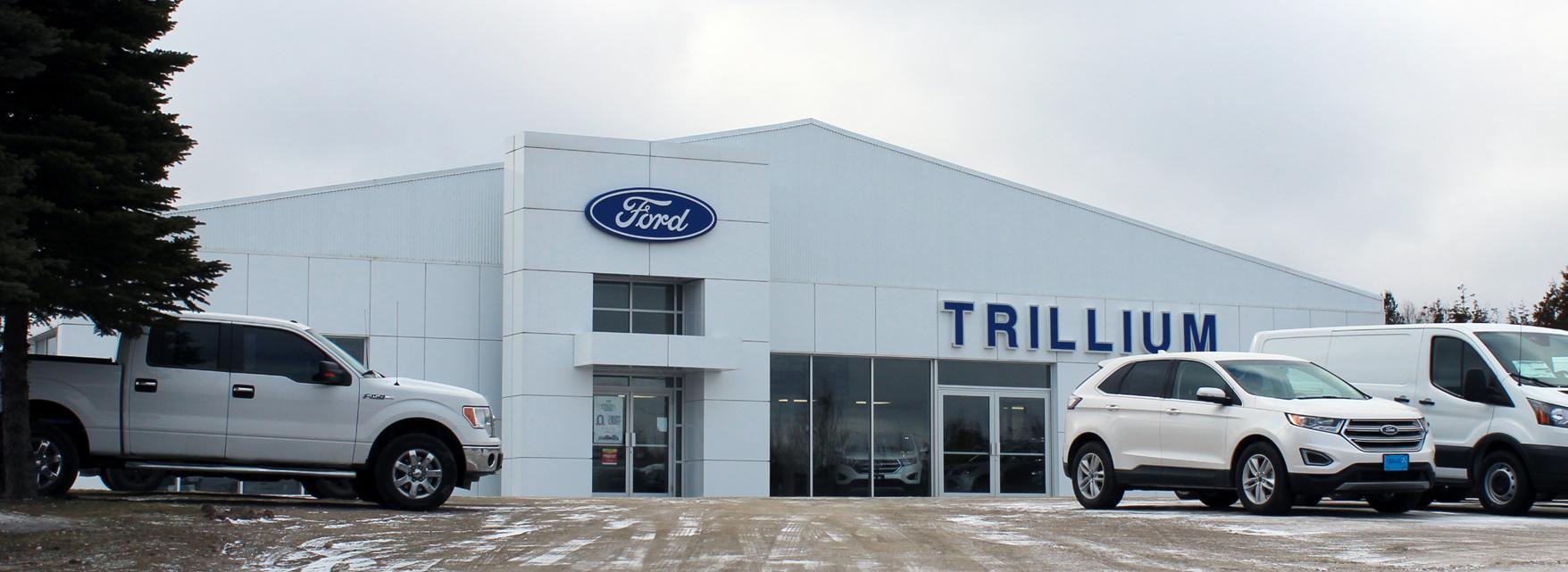Trillium Ford Lincoln - Dealership