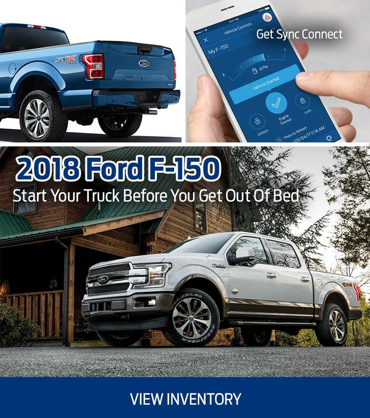 Ford Truck Dealership: New & Used Ford Car Dealership