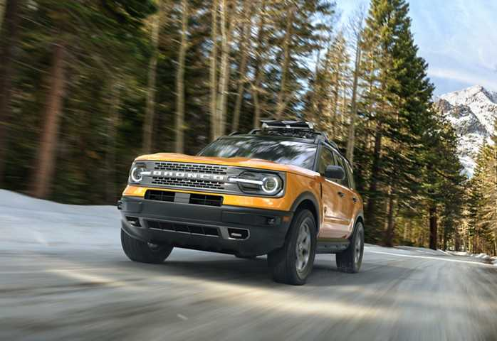 Ford Bronco Sport 2021