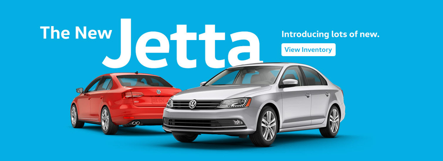 New VW Jetta Inventory