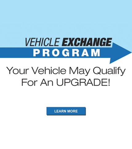 Vehicle Exchange Program - Yuba City Honda