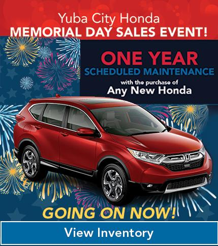 Memorial Day Sales Event - 1 Yr. Scheduled Maintenance