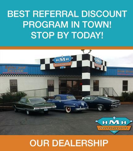 Referral Discount Program