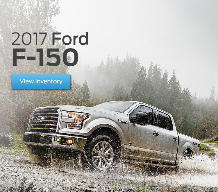 KokaneeFord slide 2017 F-150