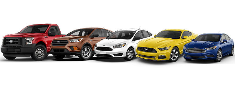 Ford Lineup