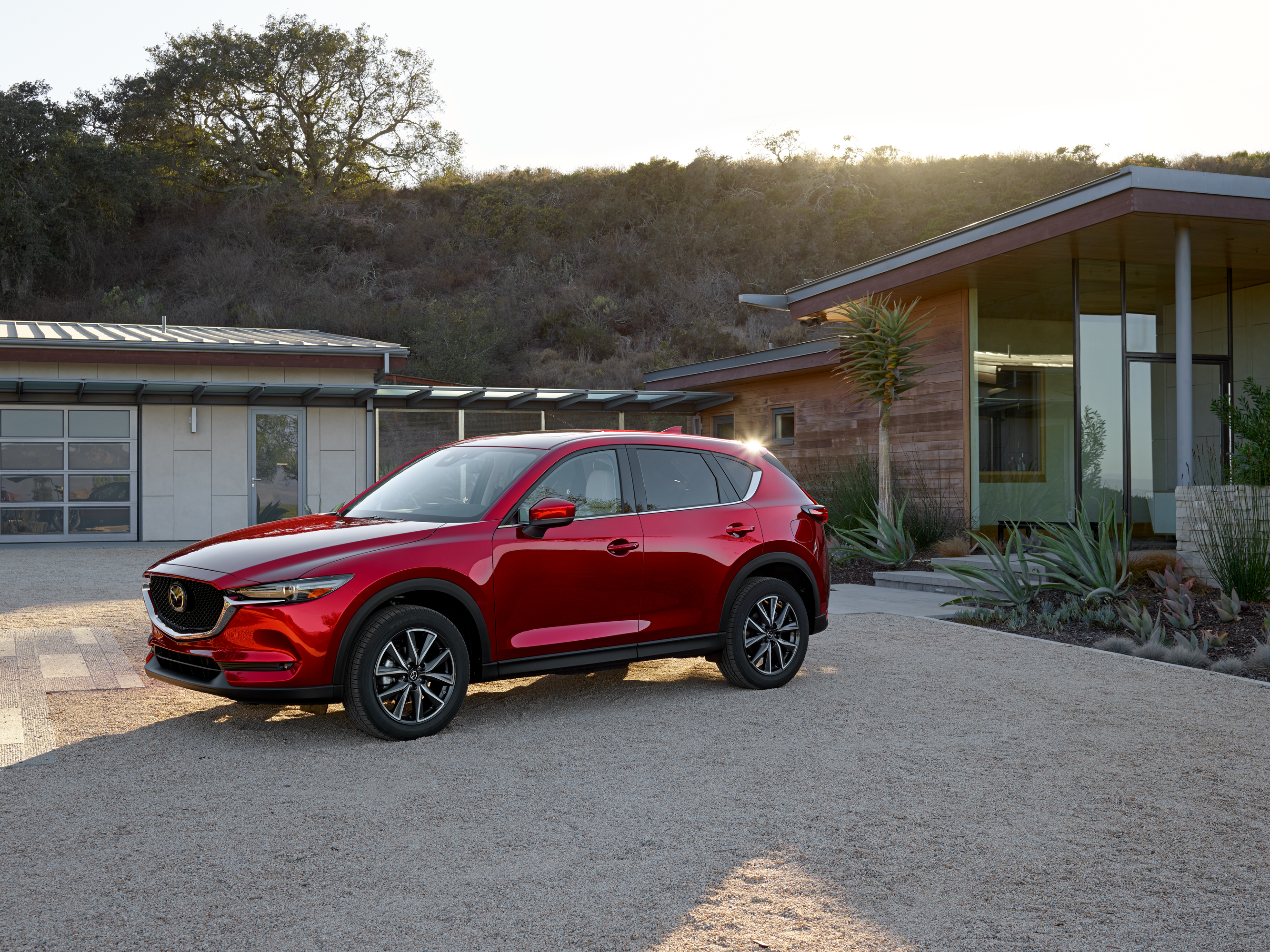 CX-5 Finalist for Canadian Utility Vehicle of the Year