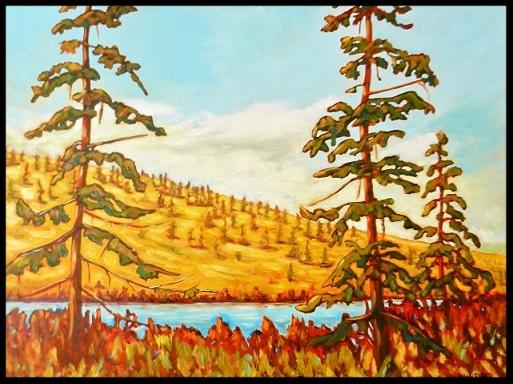 Art gallery in Aurora Ontario