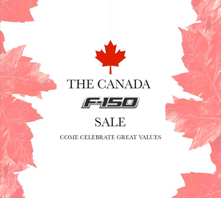 The Canada F-150 Sale