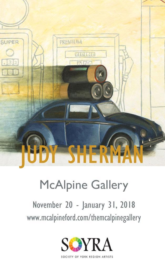 art gallery judy sherman