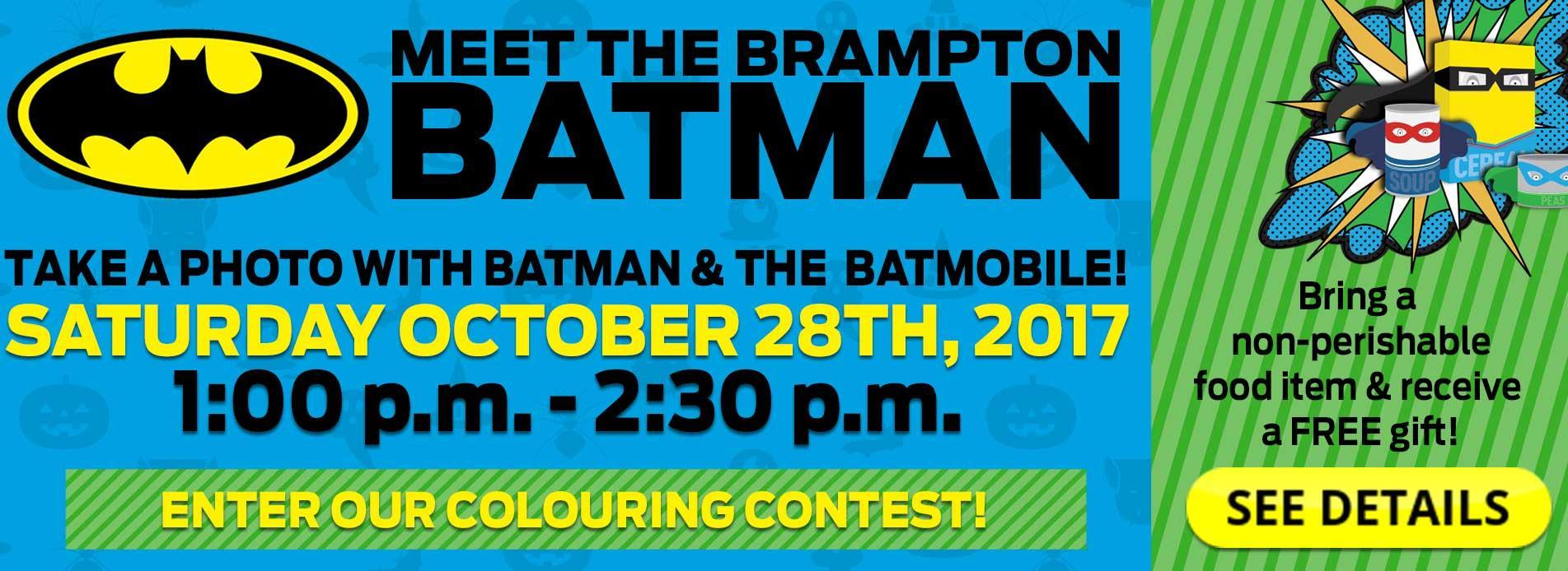 Batman Event Slide