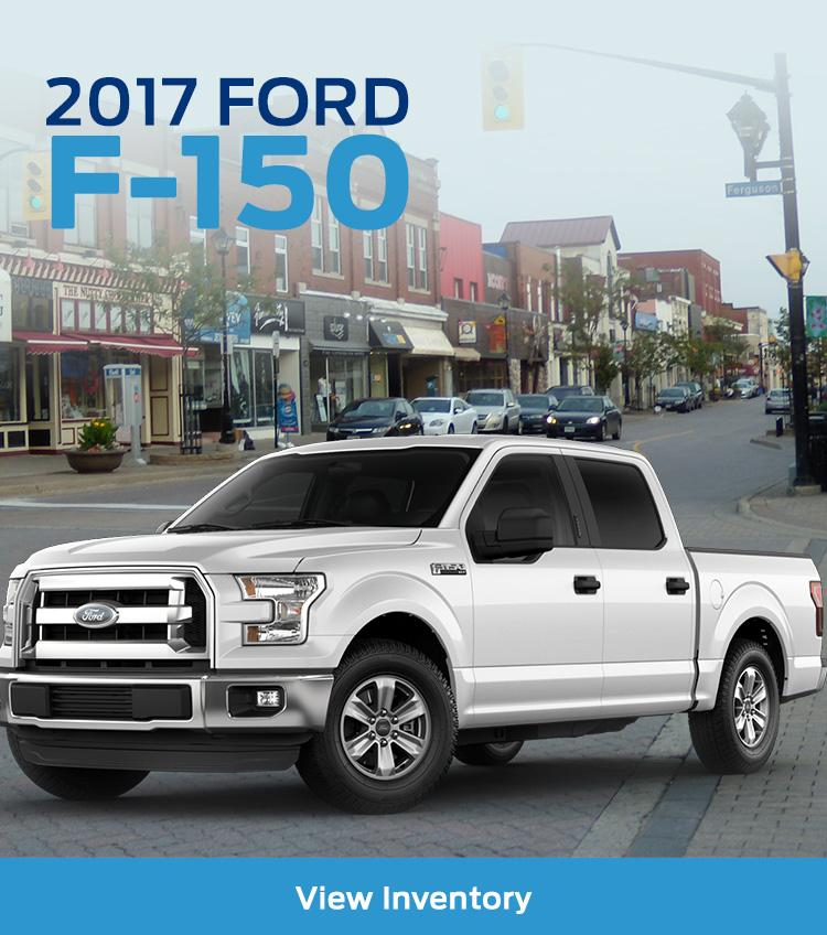2017 F-150 Fines Ford