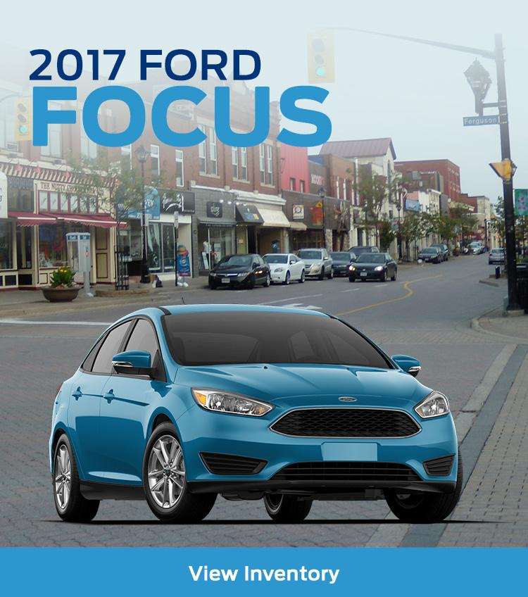 2017 Focus Fines Ford
