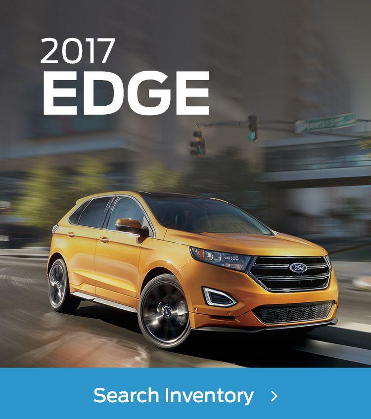 2017 Edge Pringle Ford