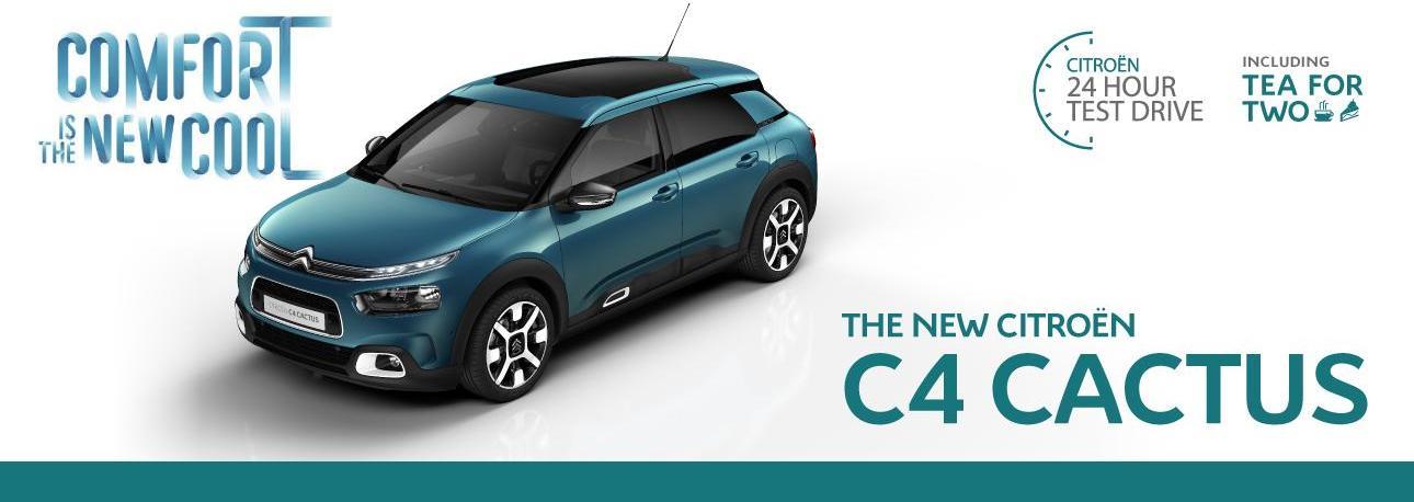 New C4 Cactus