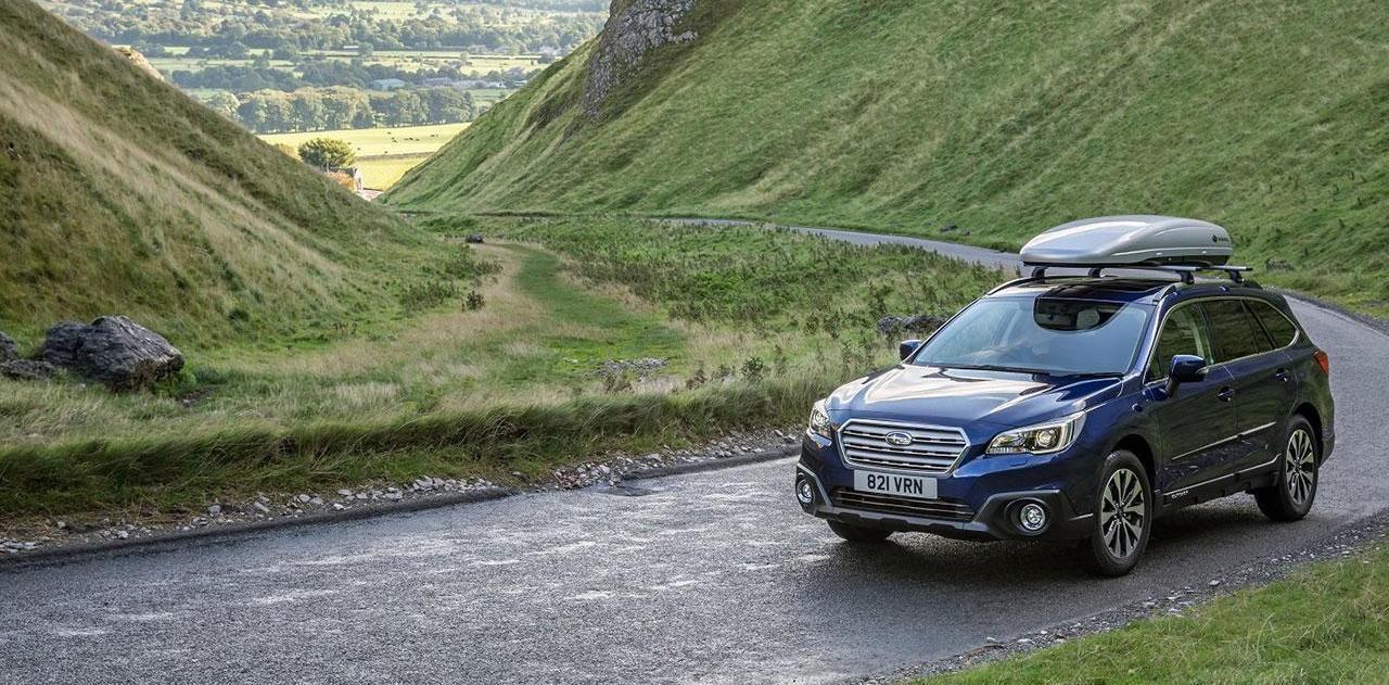 Subaru Motability Offers