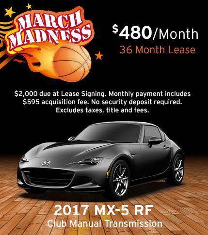 Mazda MX-5 RF Special