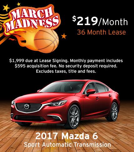Mazda6 Special