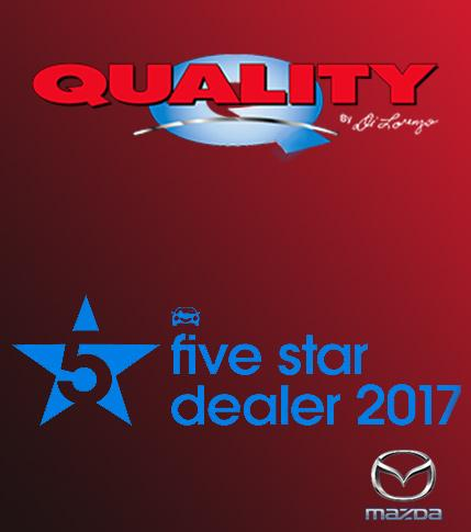 Quality Mazda 2017 Edmunds 5 Star Dealer