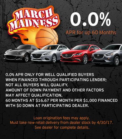 Mazda APR Special