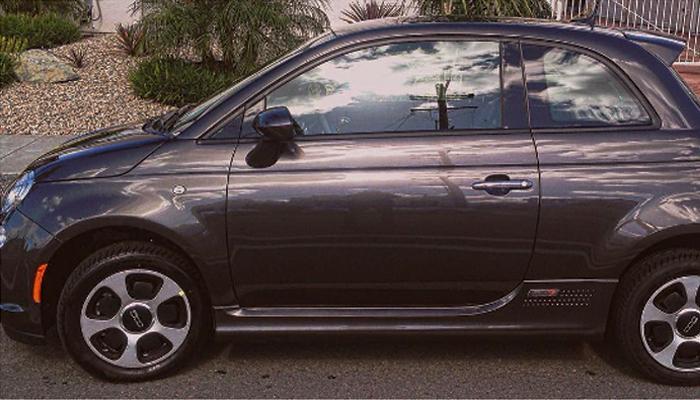 Mossy Fiat