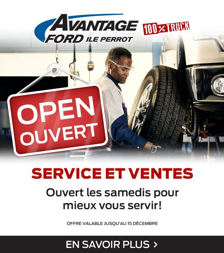 Service Offer