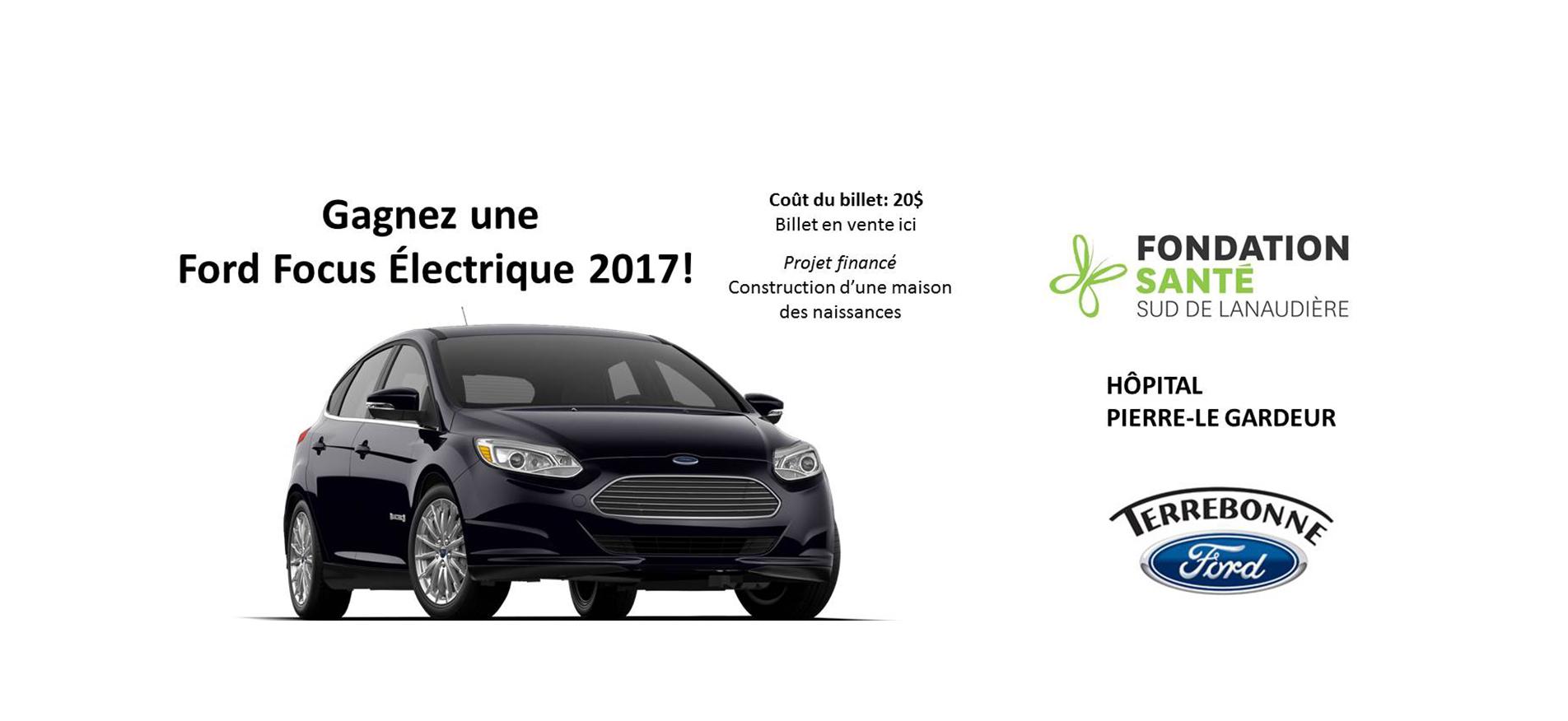 Ford Focus Electrique