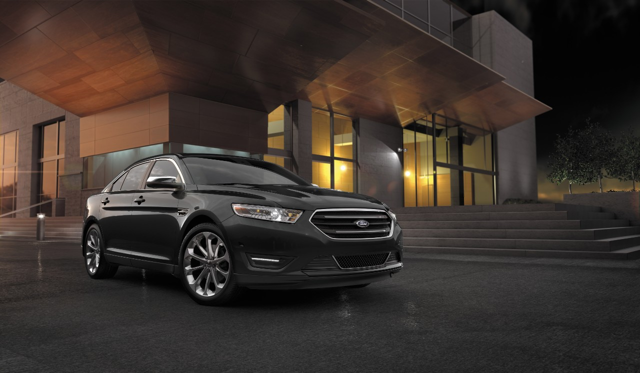 Montreal Ford Taurus
