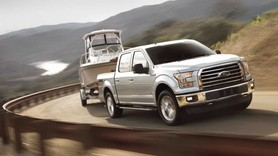 Camion Ford F-150 2017