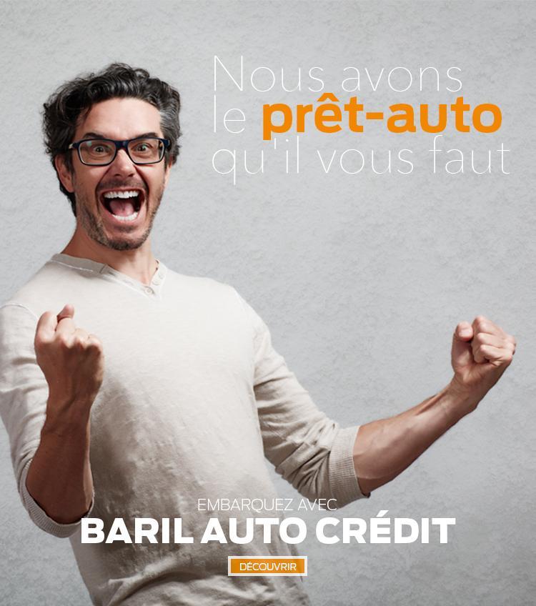 Baril Auto Crédit