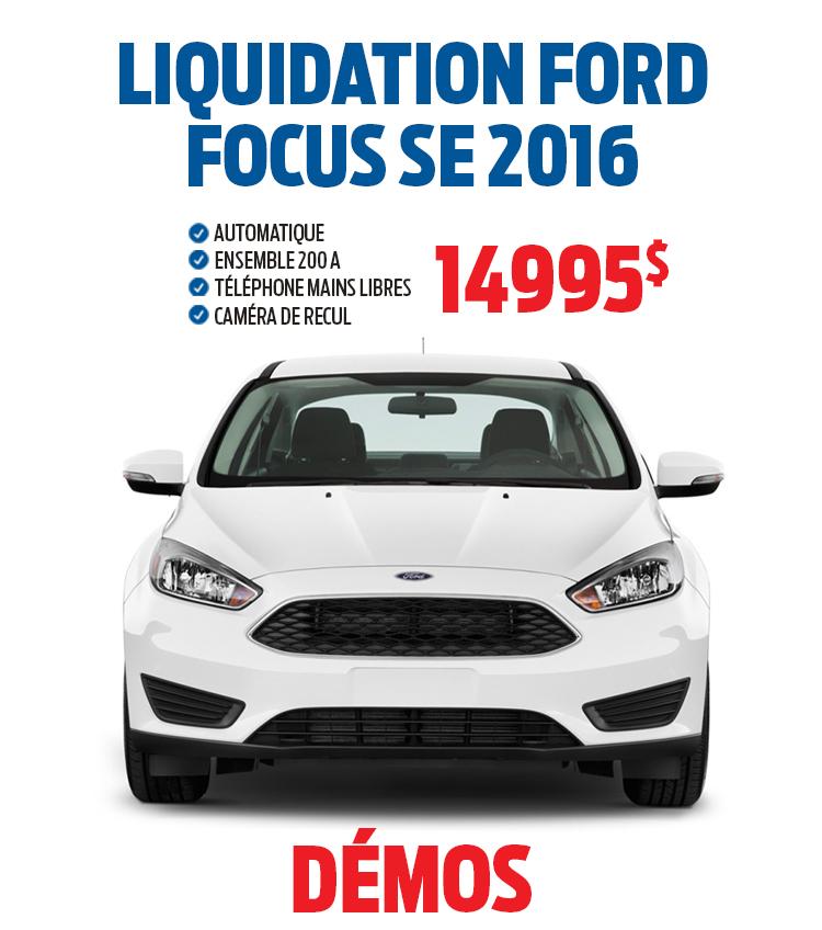 Liquidation Focus 2016