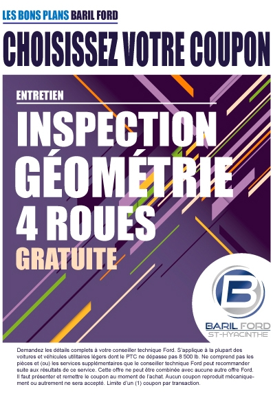 Inspection géométrie