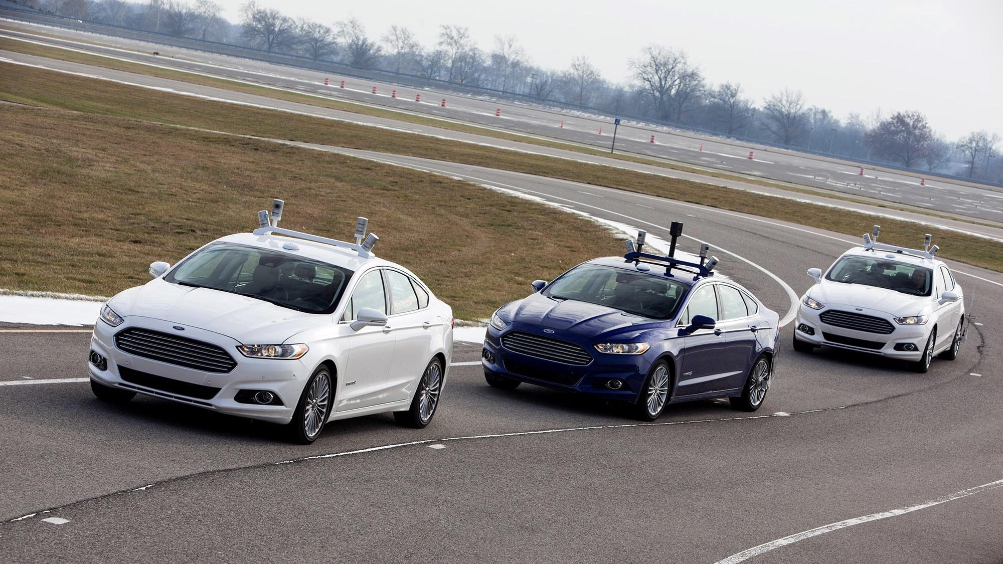 Ford autonome
