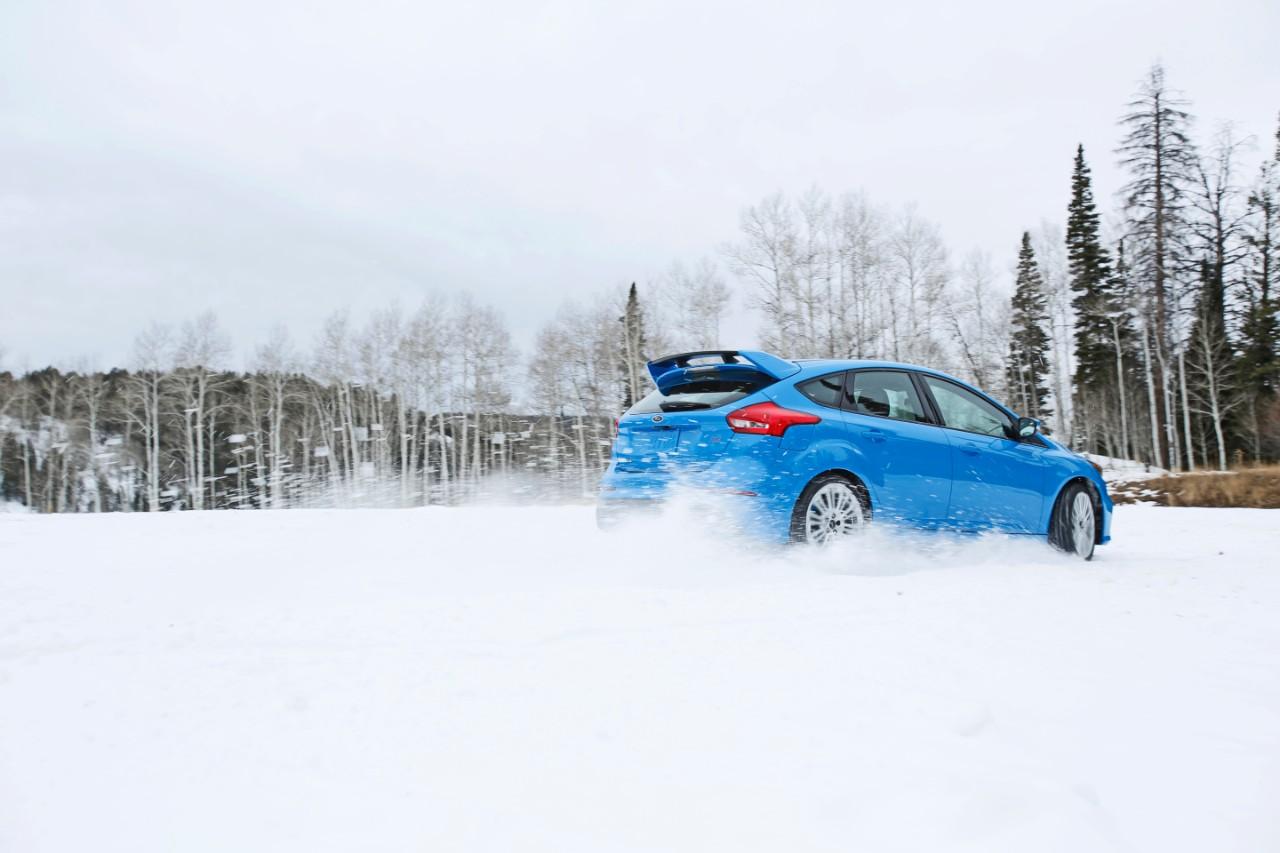 L'hiver et votre Ford