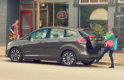 2017 Ford Cmax