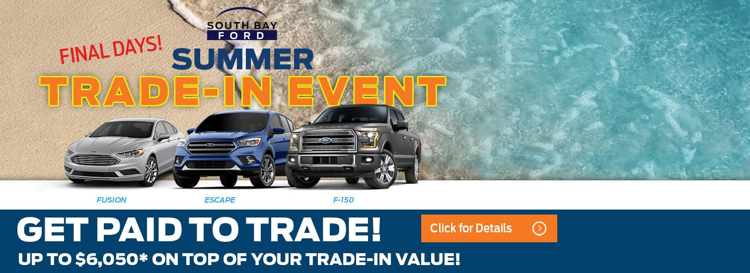 Get Paid to Trade this Summer!