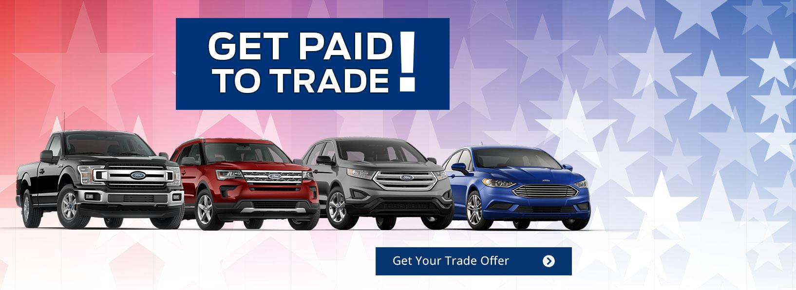 Get Paid to Trade!