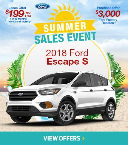Summer Sales Event Escape