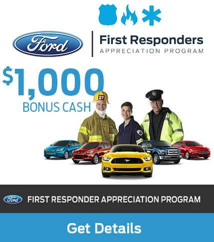 $1000 First Responders Bonus Cash