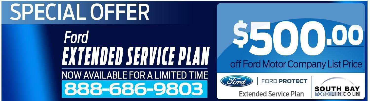 ford service specials | los angeles ford specials | south bay ford