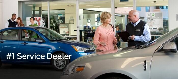 service dealer