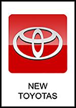 New Toyota Inventory