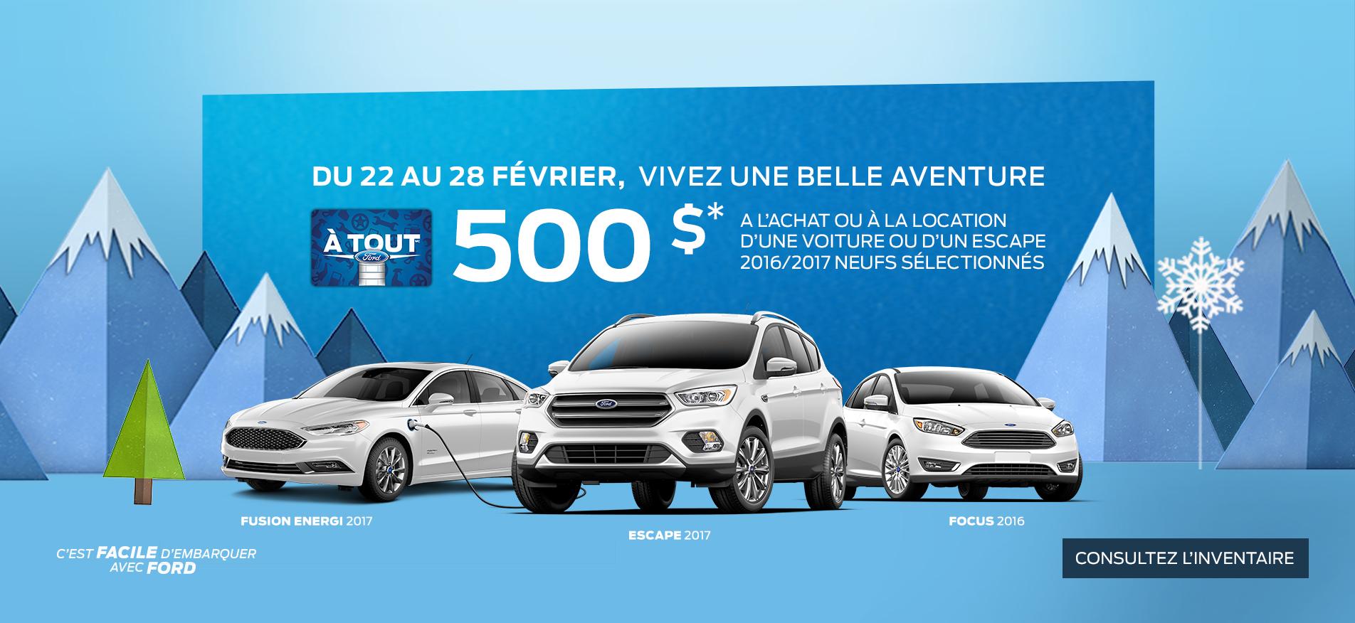 Promo FR 500