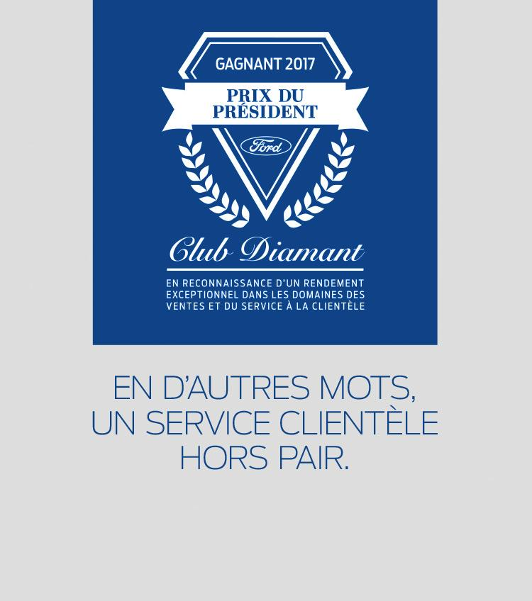 Club Diamant Dupont Ford