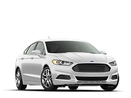 Ocean City Ford Fusion