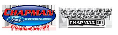 Chapman Ford Northeast Philadelphia