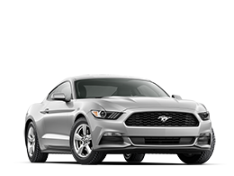 York Ford Mustang