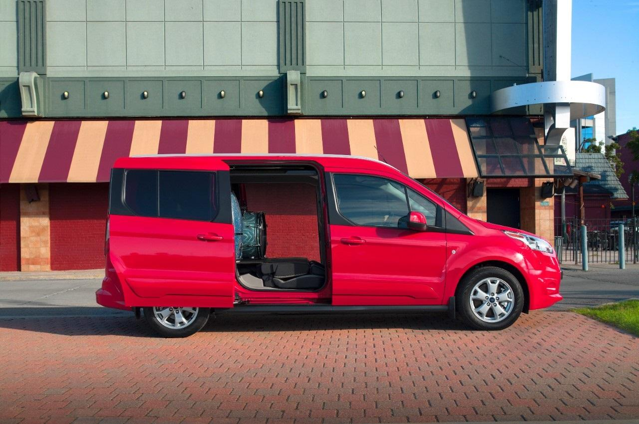 2017 Ford Transit Connect Passenger Wagon